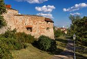 foto of puffy  - Medieval bastion  - JPG