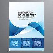 picture of brochure  - business flyer - JPG