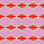 A geometric copy paste seamless paper pattern