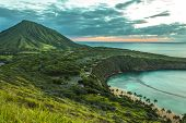 Koko Head Crater And Hanauma Bay