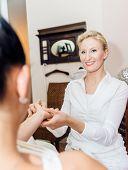 Reflexology Hand Massage