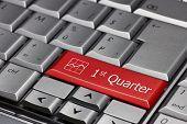 Computer Key - 1St Quarter