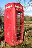 Vintage Phonebox.