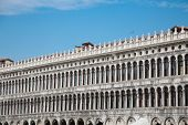 Windows In Doges Palace