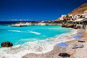 Beach At Chora Sfakion