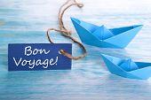 Bon Voyage Label