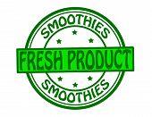 Fresh product