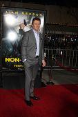 LOS ANGELES - FEB 24:  Liam Neeson at the