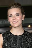 LOS ANGELES - FEB 24:  Maggie Grace at the