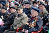 Honourable Russian Wwii Veterans