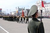 Military Parade, Russia