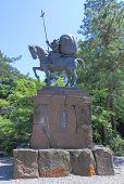 Toshiie Maeda warlord stature Kanazawa Japan