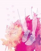 Fitness Sneakers
