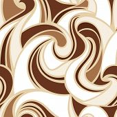 Abstract seamless colorful pattern. Vector illustration.