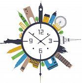 Travel Clock.