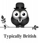 Typically British