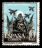 Madonna Of Loretto, Patron Saint Of Spanish Airmen