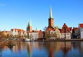 Lubeck Old Town, Germany