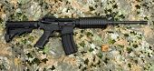picture of ar-15  - An AR - JPG