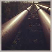 Iron Ore Pipeline for tailing - instagram effect