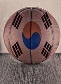 South Korea Basketball