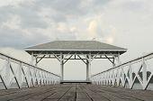 The Wood White Bridge