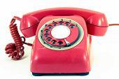 retro old phone