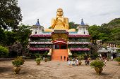 Buddha Statue, Dambulla, Sri Lanka