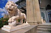 Medici Lion, Vorontsov Palace, Ukraine