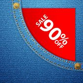 Denim Pocket And Sale Ninety Off