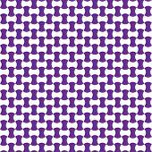 Seamless geometric pattern lilac color