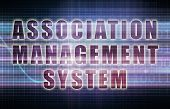 Association Management System or AMS on a Chart Art