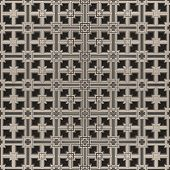 3D Grid In Nickel