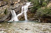 Cameron Falls, Alberta, Canada