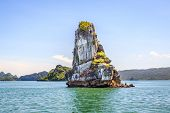 Ha long bay at Quang Ninh province, Vietnam