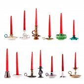 Candle Holders Collection