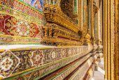 Ornaments In Wat Phra Kaew