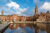 Bruges. Hospital St. John.
