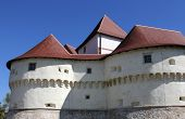 VELIKI TABOR, CROATIA - SEPTEMBER 24: Castle Veliki Tabor. Veliki Tabor is a fortress and museum in northwest Croatia, dating from the 12th century, Veliki Tabor, Croatia on September 24, 2014.