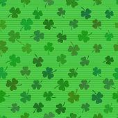 Clover leaf Seamless vector background