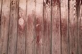 Old Rustic Painted Barn Siding poster