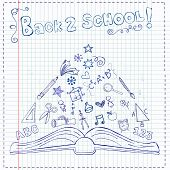 Back to School pen draw