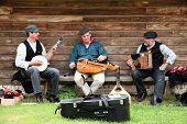 Músicos de folclore