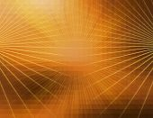 abstract light orange line technology for background