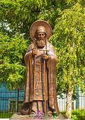 ������, ������: Monument in the monastery abbot Cornelius