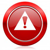 picture of warning-signs  - exclamation sign icon warning sign alert symbol  - JPG