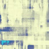 Old ancient texture, may be used as abstract grunge background. With different color patterns: gray; blue; cyan
