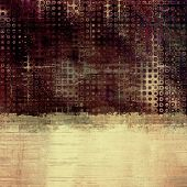 Old background or texture. With different color patterns: gray; yellow (beige); brown; black