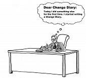 Change Management Diary