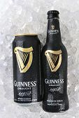 Guinness Draught On Ice